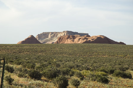 page butte